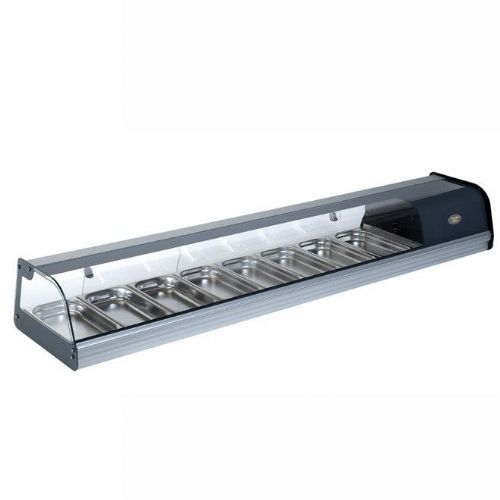 "Roller Grill TPR80 ""TAPAS"" Display Cabinet4 Refrigerated Displays"
